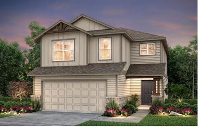Liberty Hill Single Family Home For Sale: 204 La Dera Dr