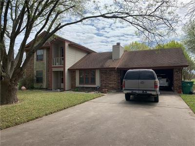 Manor TX Single Family Home For Sale: $269,960