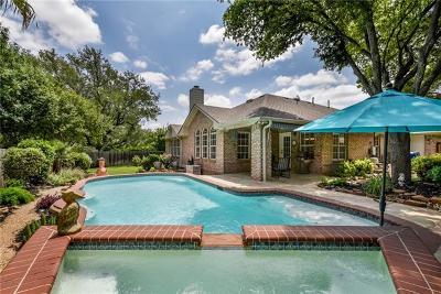 Cedar Park Single Family Home Pending - Taking Backups: 1605 Menteer Dr