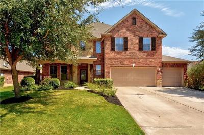 Buda Single Family Home For Sale: 145 Tarbox Brown