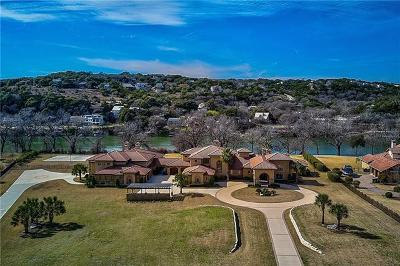 Menard County, Val Verde County, Real County, Bandera County, Gonzales County, Fayette County, Bastrop County, Travis County, Williamson County, Burnet County, Llano County, Mason County, Kerr County, Blanco County, Gillespie County Single Family Home For Sale: 14300 Flat Top Ranch Rd