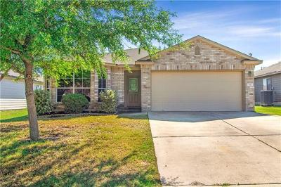 Hutto Single Family Home Pending - Taking Backups: 337 Altamont St