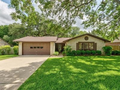 Austin Single Family Home For Sale: 11613 Sherwood Frst