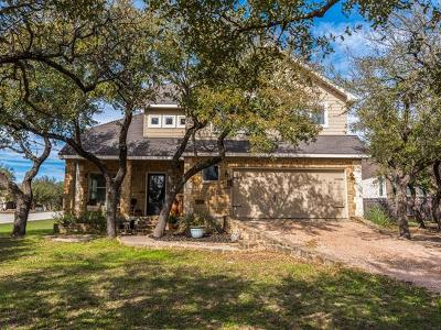 Dripping Springs Single Family Home Pending - Taking Backups: 17706 Sly Fox Dr