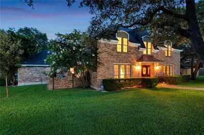 Austin Single Family Home For Sale: 7709 Stoneywood Dr