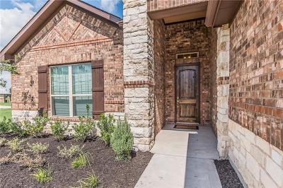 Pflugerville Single Family Home For Sale: 3031 Winding Shore Ln