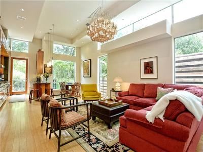 Travis County Condo/Townhouse For Sale: 1621 W 12th St #B