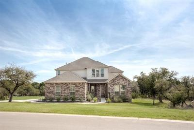 Dripping Springs Single Family Home For Sale: 1032 Blue Ridge Dr