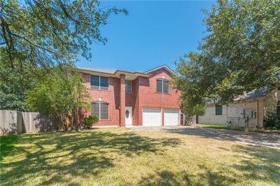 Austin Single Family Home For Sale: 4112 Kachina Dr