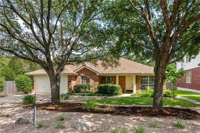 Travis County Single Family Home Pending - Taking Backups: 10621 Pinkney Ln