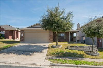 Travis County Single Family Home For Sale: 5825 Nelson Oaks Dr