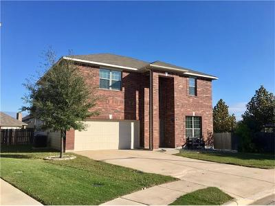 Liberty Hill Single Family Home For Sale: 368 Quarry Ln