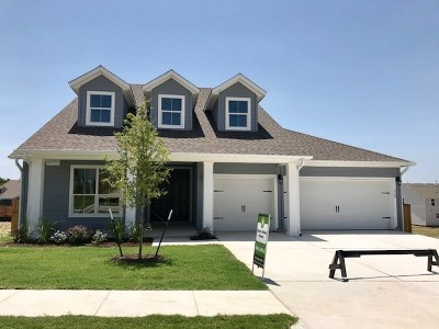 Liberty Hill Single Family Home For Sale: 222 Orchard Park Dr