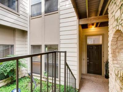 Travis County Condo/Townhouse For Sale: 1520 Ben Crenshaw Way #119