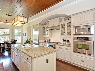 Spicewood Single Family Home For Sale: 132 Hidden Springs Ct