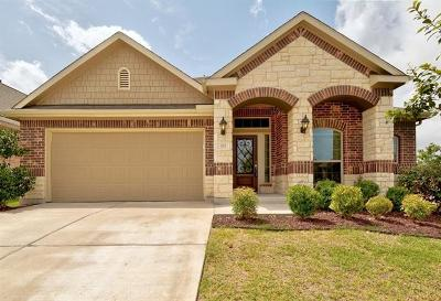 Hays County, Travis County, Williamson County Single Family Home For Sale: 701 Cardenas Ln