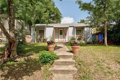 Single Family Home For Sale: 3910 Willbert Rd