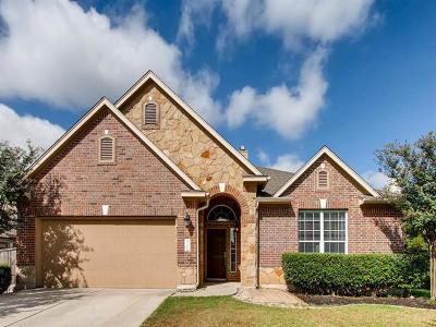 Williamson County Single Family Home For Sale: 4508 Monterosa Ln