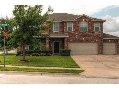 Cedar Park Single Family Home Pending - Taking Backups: 101 Crestview Dr