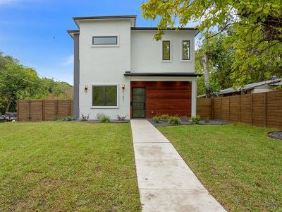 Austin Single Family Home For Sale: 1601 Bauerle Ave