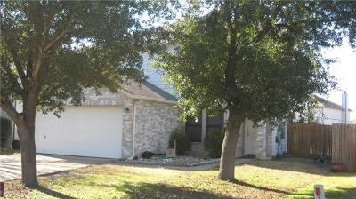 Hays County, Travis County, Williamson County Single Family Home For Sale: 7516 Redrick Dr