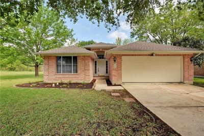 Austin Single Family Home For Sale: 2808 Winding Brook Dr
