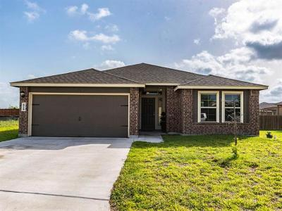 Lockhart Single Family Home For Sale: 618 Indian Blanket