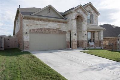 Buda Single Family Home For Sale: 410 Adoquin Trl