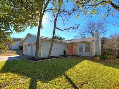 Austin Single Family Home For Sale: 3213 Evanston Ln