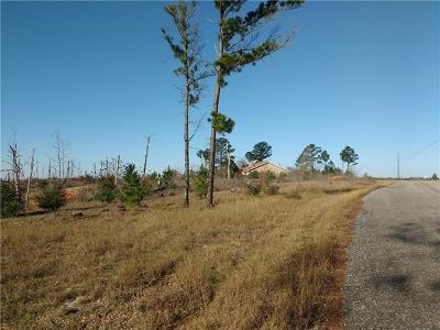 Bastrop Residential Lots & Land For Sale: lot 6 Tall Forest
