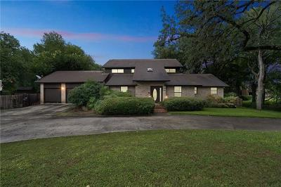 Seguin Single Family Home Active Contingent: 46 Troell Holw