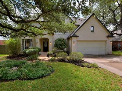 Single Family Home For Sale: 15809 Rustic Ln