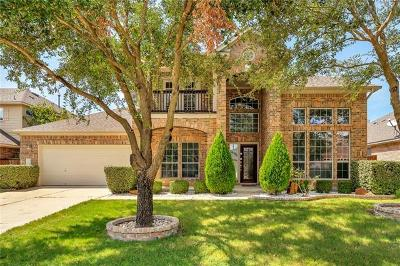Pflugerville Single Family Home For Sale: 19420 Sangremon Way