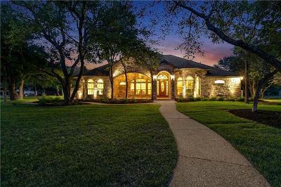 Georgetown Single Family Home Pending - Taking Backups: 301 Goldridge Dr