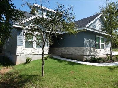 Cedar Creek Single Family Home For Sale: 210 Arbor Hill Way