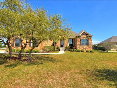 Driftwood Single Family Home For Sale: 758 Bluff Woods Dr