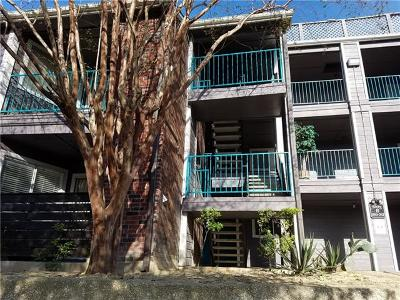 Austin Condo/Townhouse For Sale: 1840 Burton Dr #189