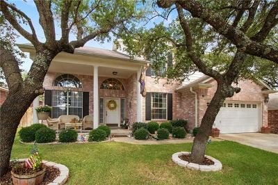Cedar Park Single Family Home For Sale: 2301 Zoa Dr