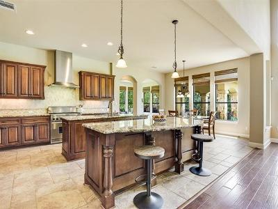 Bee Cave Single Family Home Active Contingent: 4225 Vail Dv