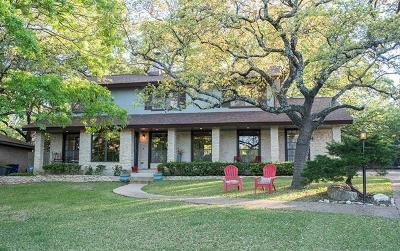 Austin Single Family Home For Sale: 8831 Mountain Path Cir