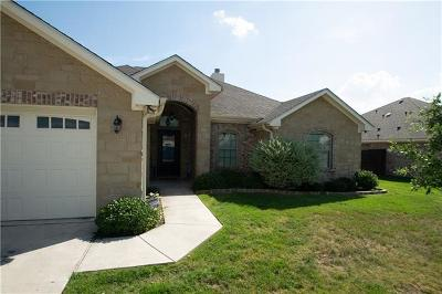 Williamson County Single Family Home For Sale: 309 Jake Dr