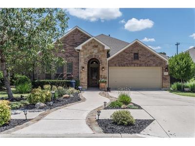 Cedar Park Single Family Home Pending - Taking Backups: 4406 Spanish Gold Ln