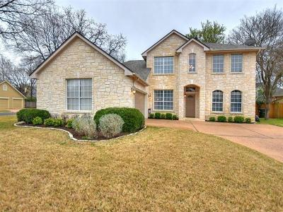 Georgetown Single Family Home For Sale: 135 Brentwood Dr