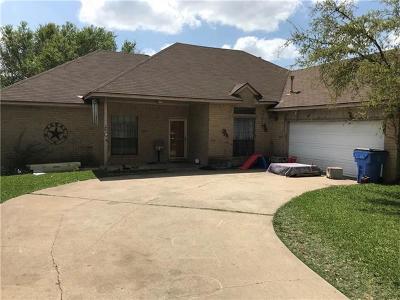 Pflugerville Single Family Home Pending - Taking Backups: 301 Applewood Dr