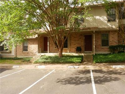 Austin Condo/Townhouse Pending - Taking Backups: 11821 Bittern Holw #47