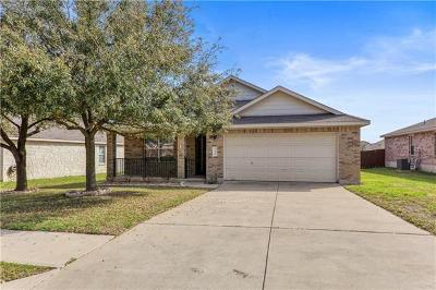 Leander Single Family Home For Sale: 108 Northern Trl