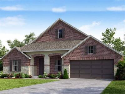Leander Single Family Home For Sale: 2432 Great Path