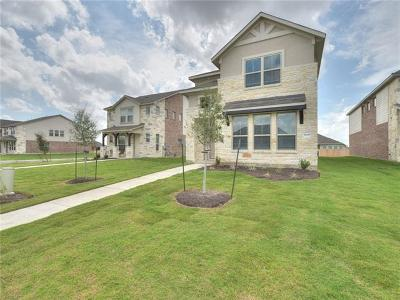 Pflugerville Single Family Home For Sale: 5809 Pleasanton Pkwy
