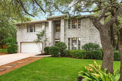 Cedar Park Single Family Home Pending - Taking Backups: 2302 El Sol Dr