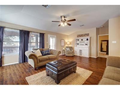 Travis County, Williamson County Single Family Home For Sale: 3900 Rolling Canyon Trl